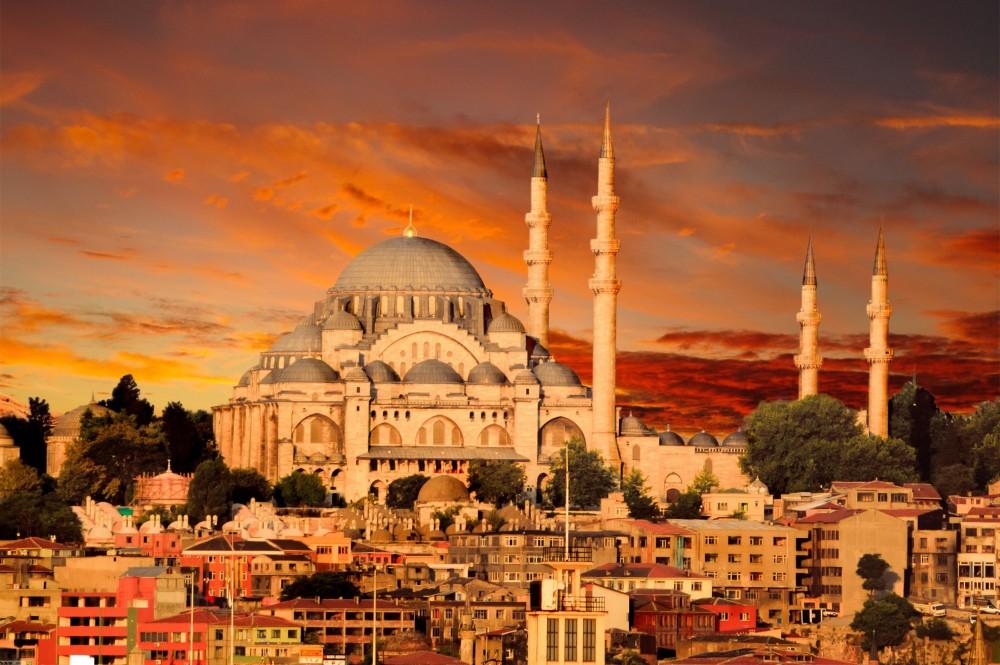 「イスタンブール歴史地域」 イスタンブール歴史地域には歴史を物語る建物が沢山!