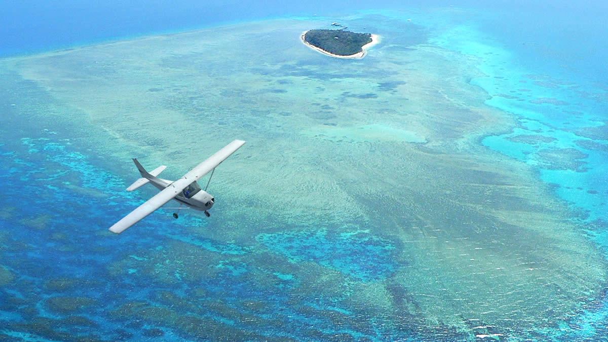 「グレート・バリア・リーフ」 自然が作った最高の住み心地の世界最大のサンゴ礁