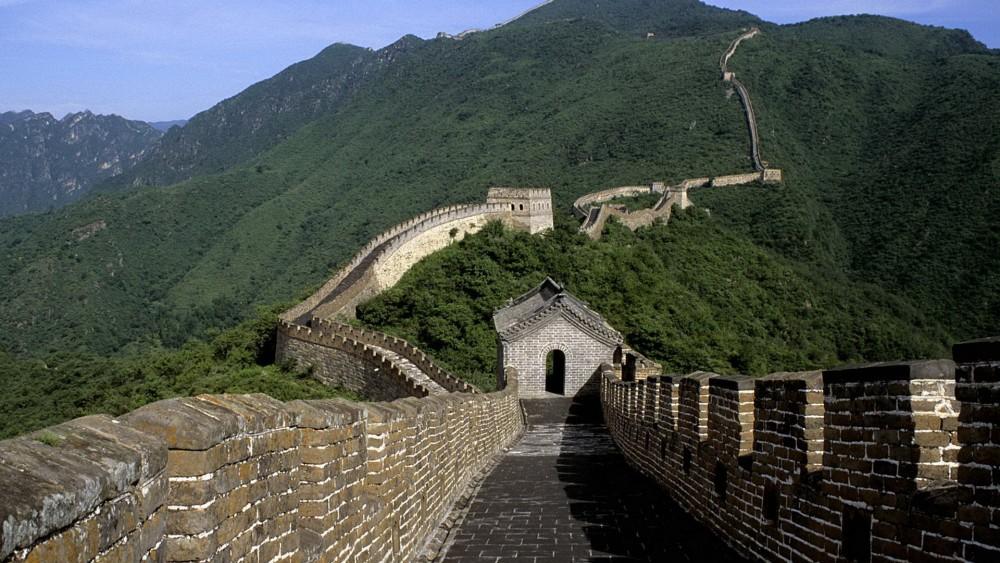 「万里の長城」中国と北方民族との軋轢が生んだ異様な巨大建築遺産!現地に行けない人はGoogle Earth VRで現地に行った気分に!